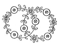 sweet pattern with lots of possibilities...  :) I just might have to get back into ribbon embroidery!