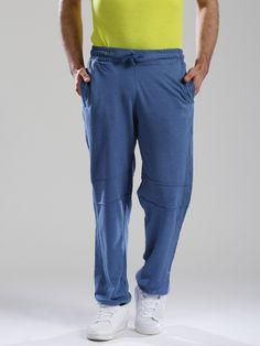 Buy HRX By Hrithik Roshan Off White Melange Active Track Pants - Track Pants for Men   Myntra