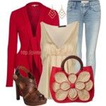 Miss Sixty Blouse & Coach - Polyvore