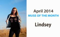 STACY IGEL: Midnight Inspirations: Meet our April Muse of the Month!