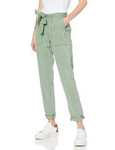 Pepe Jeans, Leggings, Cool Girl, Khaki Pants, Trousers, Stuff To Buy, Shopping, Amazon, Dark