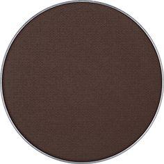 Anastasia Beverly Hills Eye Shadow Singles-Smoke - ULTRA-MATTE; charcoal brown