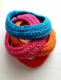 Crochet Bracelet Pattern Little Treasures Crocheted Summer Bracelets Free Tutorial Crochet Bracelet Pattern Blue Bead Crochet Bracelet With Geometrical Pattern Stock Photo. Crochet Bracelet Pattern All About Crochet Free Pattern Lace. Crochet Bracelet Tutorial, Knit Bracelet, Crochet Beaded Bracelets, Bead Crochet, Crochet Crafts, Crochet Projects, Free Crochet, Tutorial Crochet, Macrame Tutorial