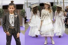 tejidos moda infantil. www.quadromania.es Girls Dresses, Flower Girl Dresses, Madrid, Wedding Dresses, Fashion, Vestidos, Child Fashion, New Fashion Trends, Events