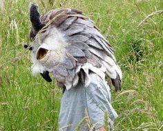 Шерстяные звери-маски - Ручные звери. Животные своими руками.