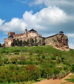 Boldogkő Castle #hungary #castle