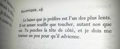 David Levithan, Dictionnaire d'un amour