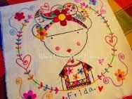 bordados mexicanos patrones - Buscar con Google Mexican Embroidery, Embroidery Applique, Embroidery Stitches, Embroidery Patterns, Cafe Logo, Thread Art, Art Plastique, Bargello, Bunt