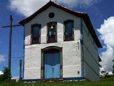 capela N.S. do Rosário - Estrela do Sul MG