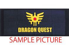 Dragon Quest Long Towel 13×32 inch  SQUARE ENIX JAPAN ANIME GAME 2