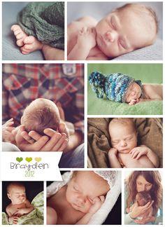love lifestyle newborn shoots