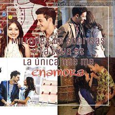 """""""...la única que me enamora"""" Ellos no pueden evitar sonreír cuando estan juntos. Pueden que ahora solo sean amigos pero nada es imposible ¿no? Lo mencione en mi ultimo post Ruggarol, nadie sabe lo que pasa en la mente de cada uno. Sus bocas pueden decir una cosa pero las miradas, sonrisas, actos, dicen otra... Les dejo a su criterio mi opinion✨❤. - #Lutteo #Ruggarol #LunaValente #MatteoBalsano #ChicaDelivery #ChicoFresa #Frelivery #SoyLuna2 #KarolSevilla #RuggeroPasquarelli"""