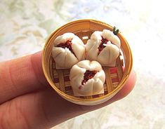 Pork Buns That Are So Endearing Your Heart Might Explode I 30 Itty Bitty Foods That Look Good Enough To Eat