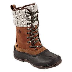 These boots are fashionable and practical
