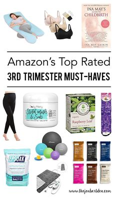 The third trimester to do list can be so long! To help, here are the best pregnancy must-haves to make your trimester easier. 3rd Trimester Pregnancy, Second Trimester, First Pregnancy, Pregnancy Workout, Pregnancy Tips, Months Of Pregnancy, Pregnancy Websites, Trimester Chart, Third Trimester Humor
