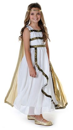 Halloween costume ideas for toddlers grecian girl