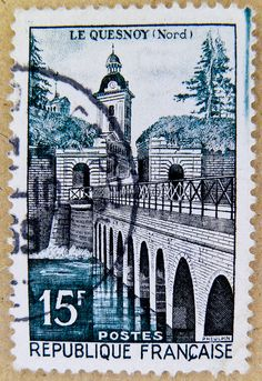 French+Stamps   beautiful french stamp France 15f Postes postage stamps poste-timbres ...