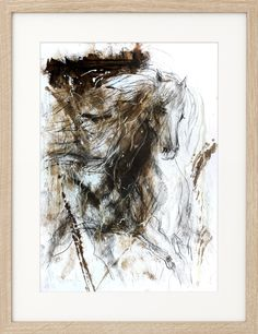 Horse Original abstract sketch, Charcoal drawing, Animal art, Graphic art, Modern artwork, Wall Decor, Horse wall art, Expressionism, Gallop by IvMarART on Etsy https://www.etsy.com/listing/258379080/horse-original-abstract-sketch-charcoal