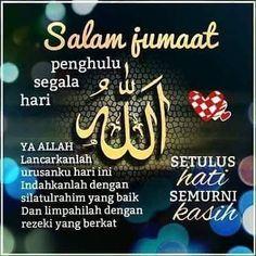 Assalamualaikum n salam jumaat 😊 . Good Morning Love, Morning Wish, Good Morning Quotes, New Quotes, Wise Quotes, Inspirational Quotes, Muslim Quotes, Islamic Quotes, Salam Jumaat Quotes