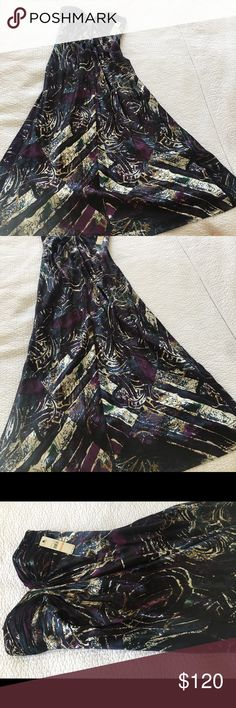 """Laundry by Shelli Segal. Size 2 For Wedding or Prom """""""" Special Occasion"""""""" Black, purple, light grey, green, gold... Laundry By Shelli Segal Dresses Strapless"""