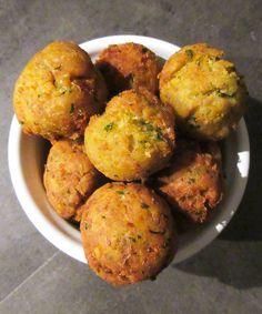 Falafels et leur sauce – Lulusefaitplaisir