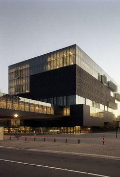 Library at Utrecht University