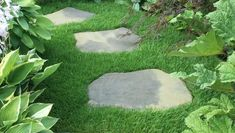 48 Super ideas for backyard garden design pathways stepping stones Landscape Stepping Stones, Stepping Stone Walkways, Stepping Stone Molds, Stone Paths, Stone Steps, Paving Stones, Garden Paving, Garden Steps, Easy Garden