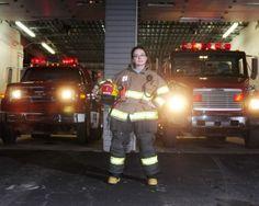 My life. <3 Firefighting.