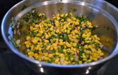 CopyCat Corn Salsa From Chipotle