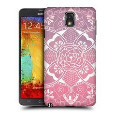 Head Case Designs Floral Olympian Mandala Designs for Samsung Galaxy Note 3 N9000 N9002 N9005