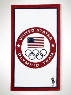 Celebrities who wear, use, or own Polo Ralph Lauren Olympic Beach Towel. Also discover the movies, TV shows, and events associated with Polo Ralph Lauren Olympic Beach Towel. 2012 Summer Olympics, Usa Olympics, Ralph Lauren Olympics, Polo Ralph Lauren, Olympic Team, Olympic Games, Ralph Luaren, Pool Towels, Team Usa