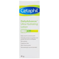 Cetaphil Day Cream Daily Advance Hydrating Lotion 85g - buy online at countdown.co.nz