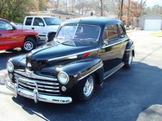 '47 Ford Super Deluxe Coupe