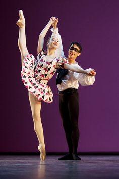Harlequinade Helsinki ballet. #Ballet_beautie #sur_les_pointes *Ballet_beautie, sur les pointes !*