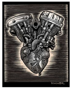 Exceptional Harley Davidson images are readily available on our site. look at this and you wont be sorry you did. Harley Tattoos, Harley Davidson Tattoos, Biker Tattoos, Motorcycle Tattoos, Harley Davidson Art, Motorcycle Art, Bike Art, Motocross Tattoo, Women Motorcycle