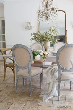 Outstanding diy french country decor are offered on our website. Check it out and you wont be sorry you did. Modern French Country, French Country Furniture, French Country Bedrooms, French Country Living Room, French Country Cottage, Country Farmhouse Decor, Country Kitchen, French Style, Shabby Cottage