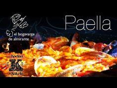 Paella de marisco, video resumen de la elaboración de una paella. paso a paso. Puedes ver esta y otras recetas en nuestro blog de gastronomía http://koketo.es, también puedes seguirnos a través de twitter @chefkoketo o @Jorge Hdez Alonso.