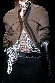 Haider Ackermann - Fall 2015 Ready-to-Wear -