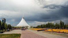 Xuất hiện Mắt thần khổng lồ trên bầu trời Kazakhstan