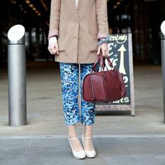 Mary Katrantzou for Topshop trousers, a must have for springing ahead!