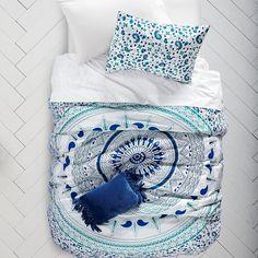 Tapestry Duvet Cover + Sham