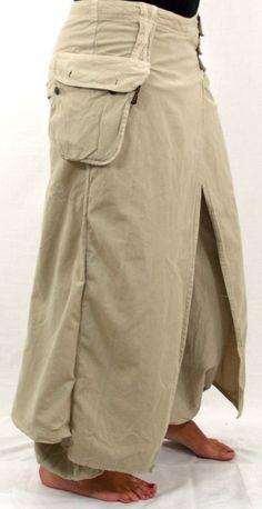 Muckhose Pluderhose Fancy 1209 leinen | eBay