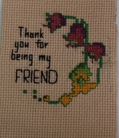 Thank You by maripipicrafters on Etsy