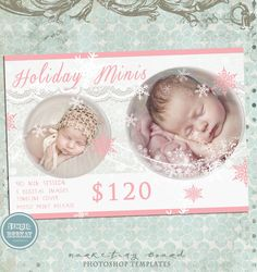 Christmas Minis Holiday Mini Session Mini Session by StudioBeeKay