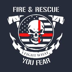 Check out this awesome 'Fire+And+Rescue' design on @TeePublic!