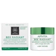 APIVITA Bee Radiant Crema iluminadora Defensa Antiedad