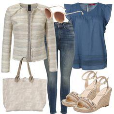 Freizeit Outfits: FridayVibes bei FrauenOutfits.de