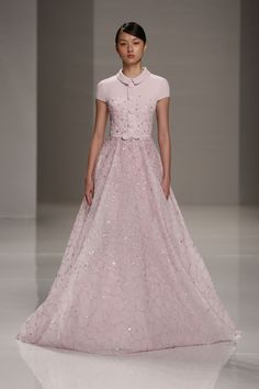 Georges Hobeika - Spring-Summer 2015 Couture Collection | Designer Clothing