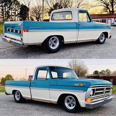 Custom Ford Trucks, Classic Pickup Trucks, Old American Cars, Sport Truck, Gas Monkey Garage, Truck Mods, Ford Lincoln Mercury, Automotive Photography, Cool Trucks