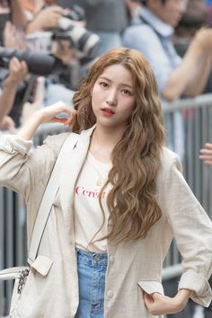 G Friend, Kpop Girls, Girl Group, Girl Fashion, Idol, Hairstyle, Female, Outfits, Collection